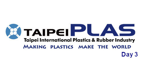 DIPO Plastic Machine Co., Ltd.Taiwan Taipei Plastic Machinery Exhibition Day 3