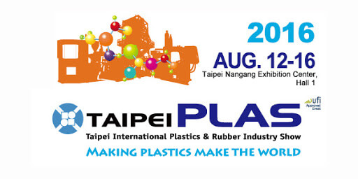 DIPO Plastic Machine Co., Ltd.Taipei Plas 2016