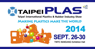 DIPO Plastic Machine Co., Ltd.Taipei Plas 2014