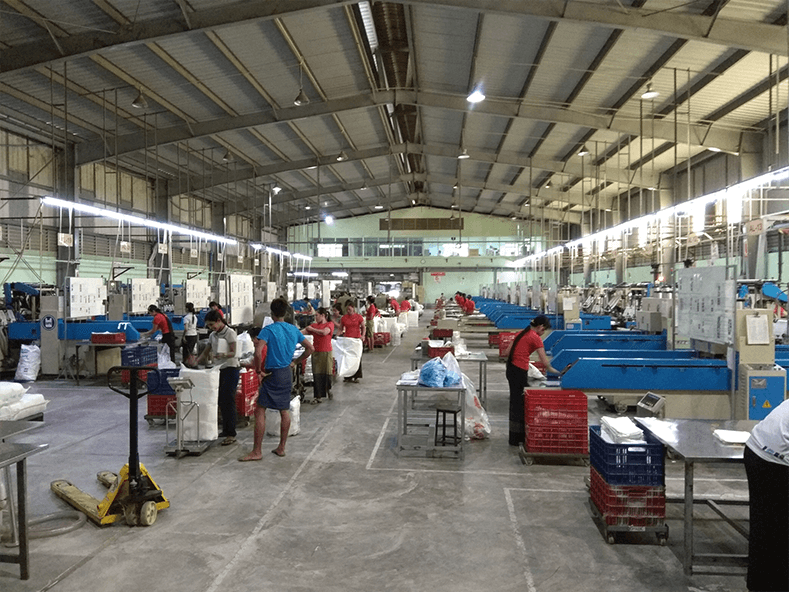 Success in Myanmar-The top 100 bag making factories of the Myanmar plastic bag industry plan to expand the category of plastic bag products.